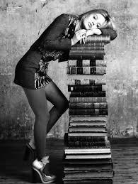 on croule sur les livres